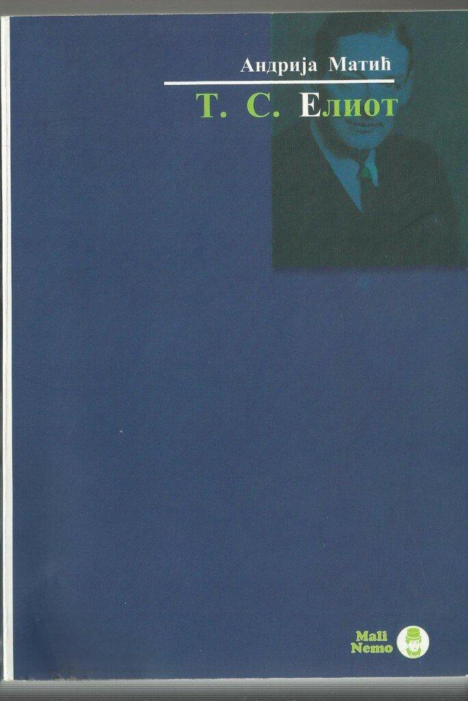 Andrija Mati-ç o T.S. Eliotu