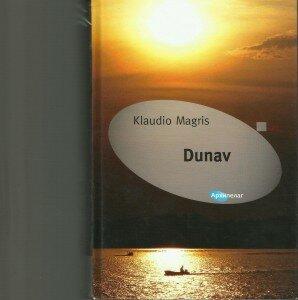 Dunav Klaudija Magrisa, prednji korični list