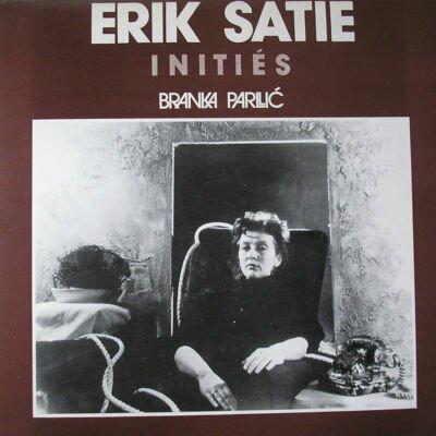 Erik Sati - omot ploce Branke Parlic