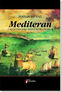 Fernan Brodel - Mediteran - omot
