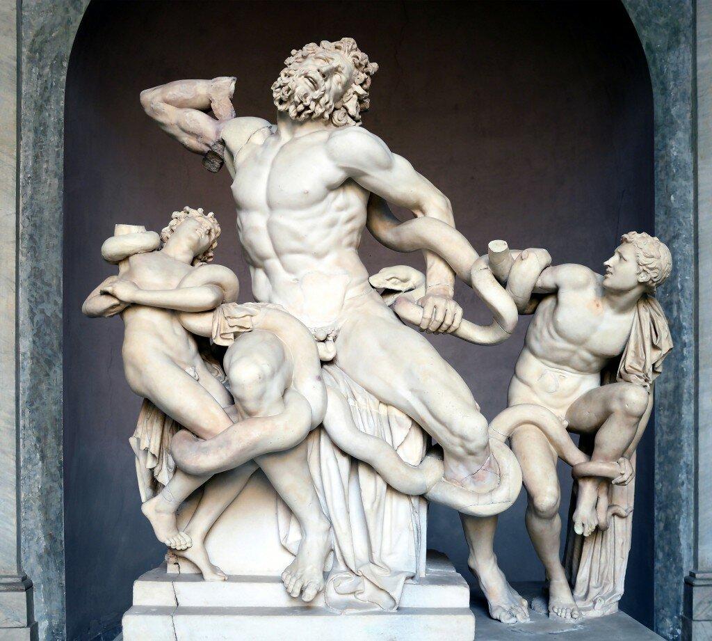 Laookon i njegovi sinovi